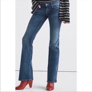 Lucky Brand Zoe Flare Jeans Size 2